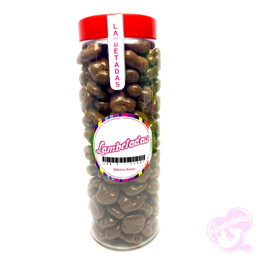 Tarro Grande Nueces Chocolate