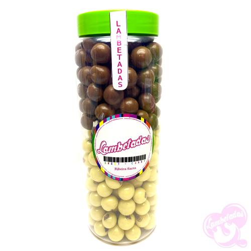 Tarro Grande Chocobolas