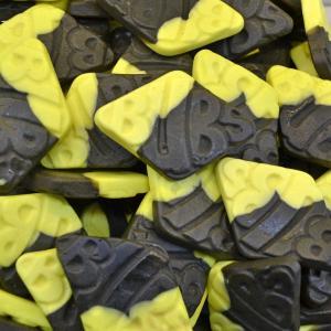 Gominolas suecas 100% saludables BUBS GODIS