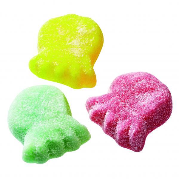 Pulpo ácidos Bubs