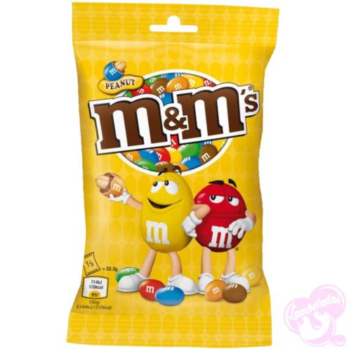 M&M'S Cacahuetes con chocolate bolsa 100 g