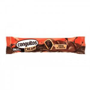 Barrita Conguitos Cream: un crujiente barquillo.