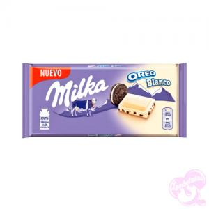 Milka oreo chocolate blanco 100GR