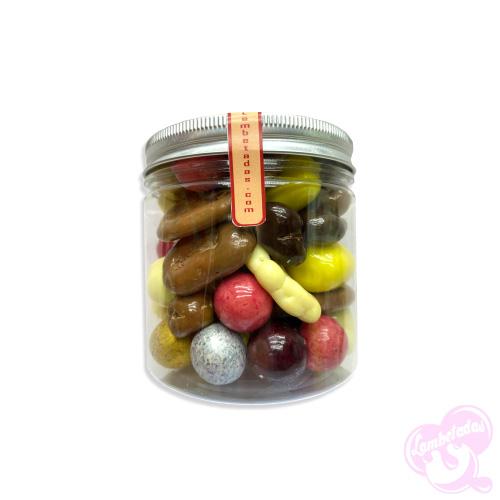 Narr Chocolate, Frutoseco, frutas recubiertas con chocolate sueco