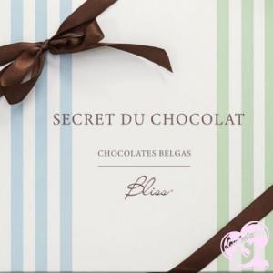 Bombones chocolates belgas hechos a mano