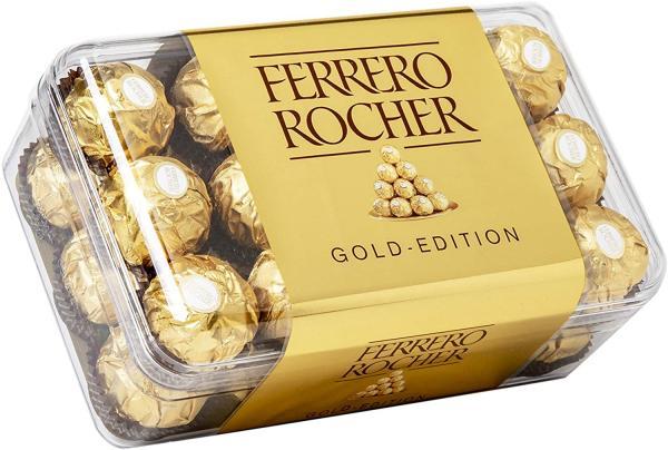 FERRERO ROCHER 30 piezas