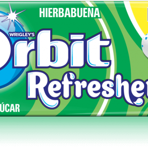Orbits Refreshers Hierbabuena