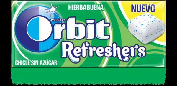 Orbits Refreshers Hierbabuena