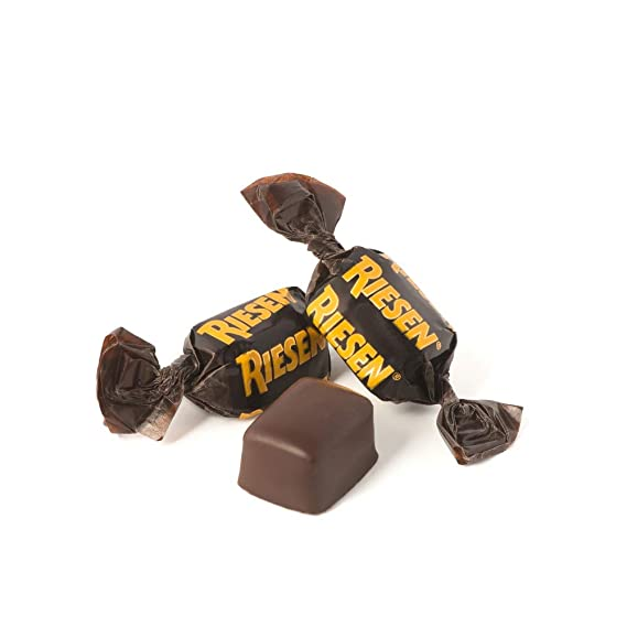 RIESEN CARAMELO CHOCOLATE