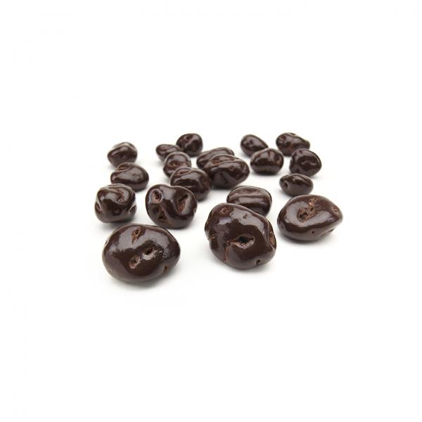 Mörka chokladtranbär - Arandano chocolate negro