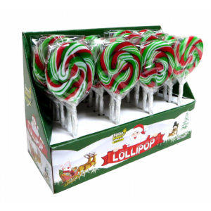Piruleta Caramelo Navidad