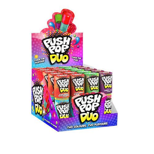 Push Pop Duo 30Gr
