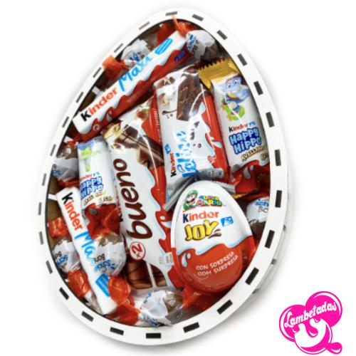 Huevos de Pascua, Kinder Joy, Regalo Pascua, Regalo Original, Regalo Kinder