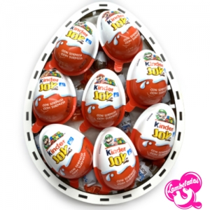 Huevos de Pascua, Kinder Joy, Regalo Pascua, Regalo Original