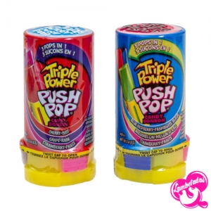PUSH POP TRIPLE POWER 3 EN 1