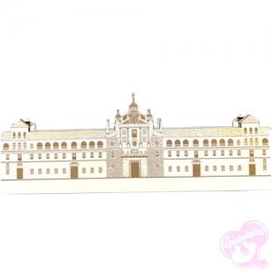Caja 3D personalizada, Regalo Original, Regalo Dulce, Camino de invierno, Ribeira Sacra, Monforte, Escolapios Monforte de Lemos, Souvenir