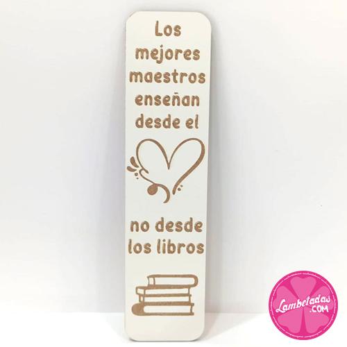 Regalo Profe, Regalo Profesor, Regalo original, Profe, Profesor, Alumno, Punto de libro, separador libros