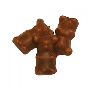 chokladnalle/ositos de chocolate 100Gr